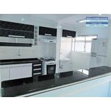 Lindo Apartamento, Repaginado, Sem Uso, 2 Dormitórios - Guarujá - Próximo A Praia Da Enseada - Codigo: Ap0059 - Ap0059