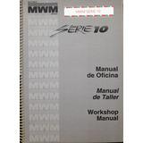 Manual De Oficina Motor Diesel Mwm Série 10