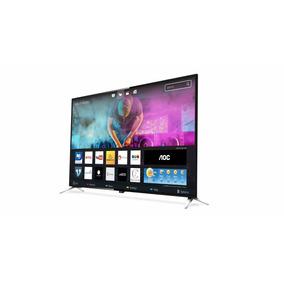 Televisor Aoc Smart De 55 4k Ultra Hd - Le55u7970