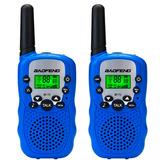 Radio Portatil Walkie Talkie Set 2 Baofeng Para Niños Bagc
