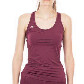 Musculosa Kappa 4training Fancy Mujeres