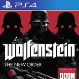 Wolfenstein The New Order Y The Old Blood Ps4 Entrego Ya!
