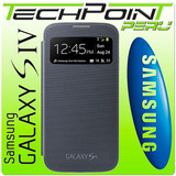 Estuche View Cover Samsung Galaxy S4 Varios Colores Original