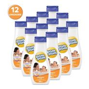 Kit Shampoo Pom Pom Suave 200ml - 12 Unidades