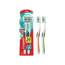 5 Pares De Escovas Dental Colgate 360 Graus