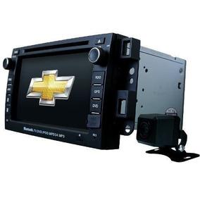 Central Multimidia Captiva 2009 Tv Gps Usb Espelh Camera Bt