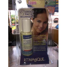 Locion Rt Magique 65 Ml Desmancha Aclaradora Facial Peeling