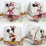 Globos Metalizados Mickey Minie Decoración Cumpleaños