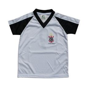 4a0bd4f7ae Lindissima Camiseta Infantil Corinthians Tamanho - Camisetas Manga ...