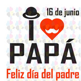 Vinilo Para Vidriera Día Del Padre Promoción En 2 Colores!!!