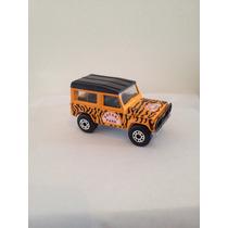 Matchbox Land Rover Ninety 1987 Safari Park