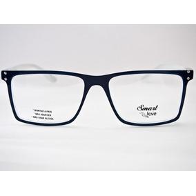 Smart Armacoes Azul - Óculos no Mercado Livre Brasil 12779d00c7