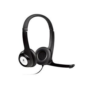 Auricular Logitech H390 Usb Con Microfono Headset Lezamapc