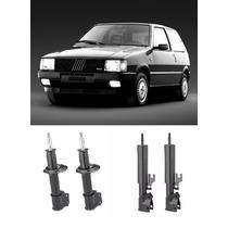 4 Amortecedores Fiat Uno 84 85 86 87 88 89 90 91 92 93 Reman