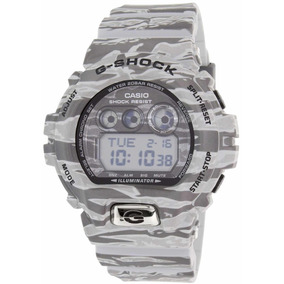 Casio G-shock Tiger Camouflage Series - Gris