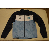 Racing Campera Rompevientos Tricolor Marca Topper, Talle M