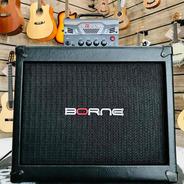 Amplificador Guitarra Borne Mob110 + Cabeçote Mob T30