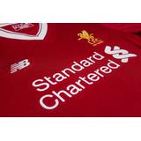 Camiseta Liverpool 2017 2018
