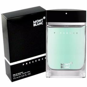 Perfume Mont Blanc Presence 75ml