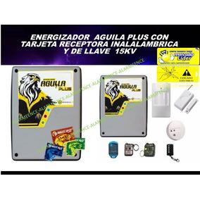 Energizador Cerco Aguila Plus Opcion Inalambrica