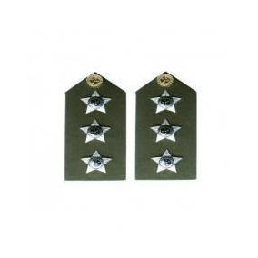 Platina Uniforme Militar (par) - Rue