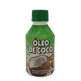 Oleo De Coco 200ml 100% Natural Extra Virgem 12un