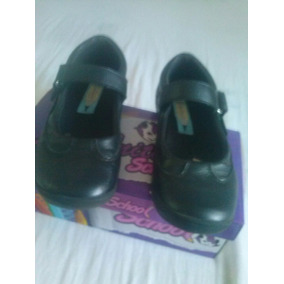 Zapatos Colegial Sifrinita Talla 33 Usados