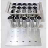 Picoleteira Com Centralizador De Palitos - Formas 15 Picolé