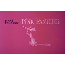 Pantera Cor-de-rosa Desenho Dublado