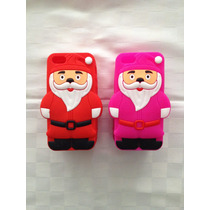 Funda Iphone Se, 5, 5s, 5c, Santa Claus A Un Super Precio!!!