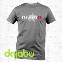 Playeras Premium Dejabu Nissan / Nismo Design Tela Dri-fit!