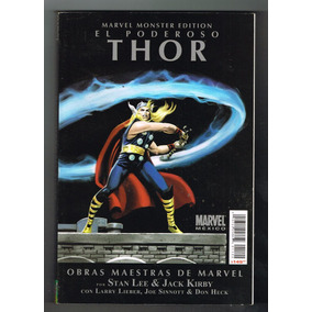 Thor - Obras Maestras - Marvel Omnibus - Editorial Televisa