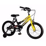 Bicicleta Futura Rod. 16 De Varon Cod. 4050 Sweet Babies