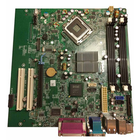 Tarjeta Madre Dell Optiplex760, Model E93839 Ga0402 Ddr2 775