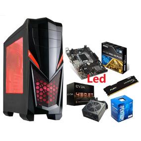 Kit Shark + G4560 + Mb H110m Ddr4 Pro-vh Plus+ 8 Gb+ F. 450w