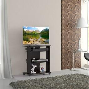 Mesa De Tv Maderkit 00060-mt-w-rt
