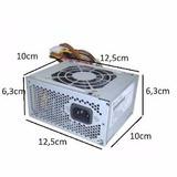 Fonte Mini Atx Slim Delta 300w Dell Hp Pos 4 Sata Ide