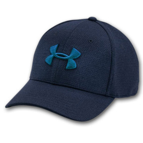 Boné Under Armour Heather Blitzing Azul Marinho 01dee8128b9