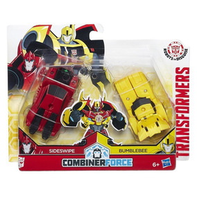Robot Transformers Combiner Force Sideswipe/bumblebee
