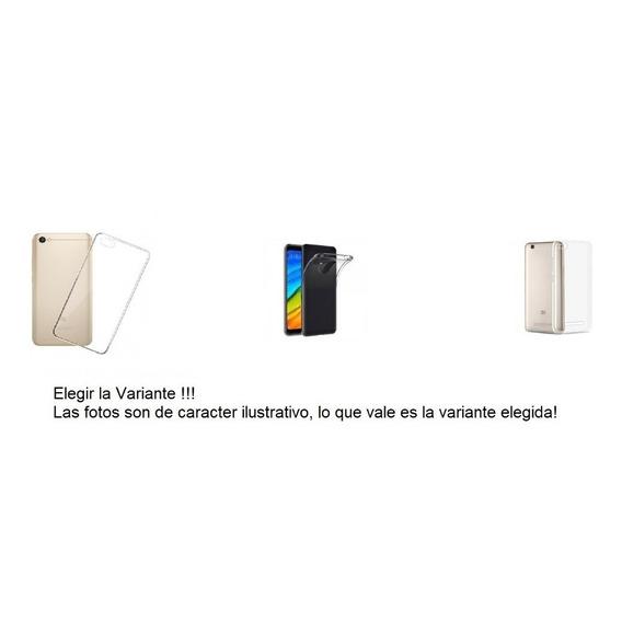 Promo!! Fundas Xiaomi Transparentes Varios Modelos