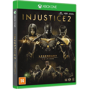 Jogo Injustice 2 Legendary Edition - Xbox One