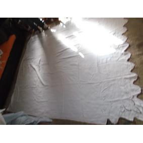 Sábana Antigua Algodón Con Richellie 2.52x 2.02 Cód 403