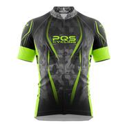 Camisa Ciclista Spartan Mtb Uv 50+ Ref 04 New (lançamento)