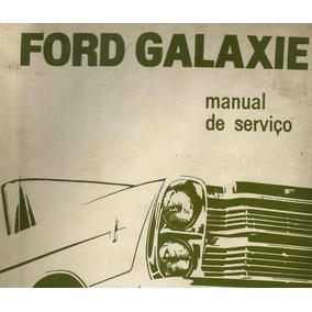 Ford Galaxie - Manual De Serviço Pdf 1967-1975