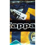 Camiseta Rosario Central Kappa 2008. Nueva Con Etiquetas !!!