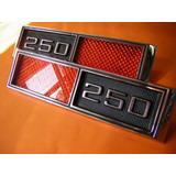 Chevrolet Chevy - Ojos De Gato 250 Guardabarros