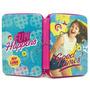 Cartuchera Soy Luna 2 Pisos Tapas Metalicas Original Disney