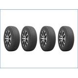 Kit 4 - Toyo Tires 205/55r17 Proxes Cf2 - Vulcatires
