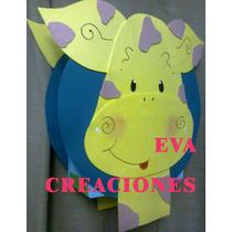 Piñatas Infantilesmickey Todos Los Personajes En Goma Eva