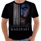 Camiseta Game Filme World Warcraft Wow Anduin Lothar Color